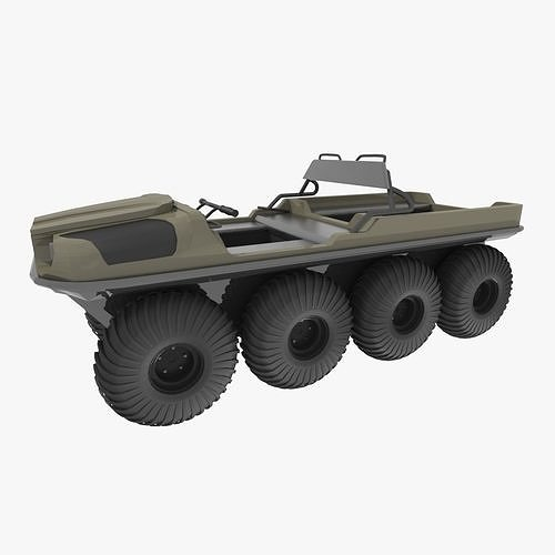 ARGO Amphibious ATV