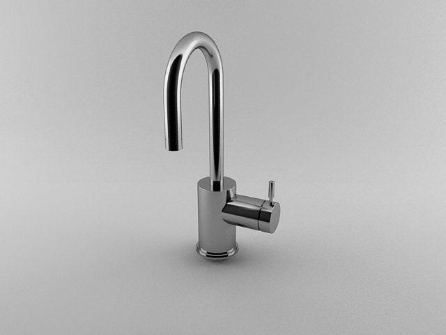 Sink Tap Modell : D model sink blender cgtrader
