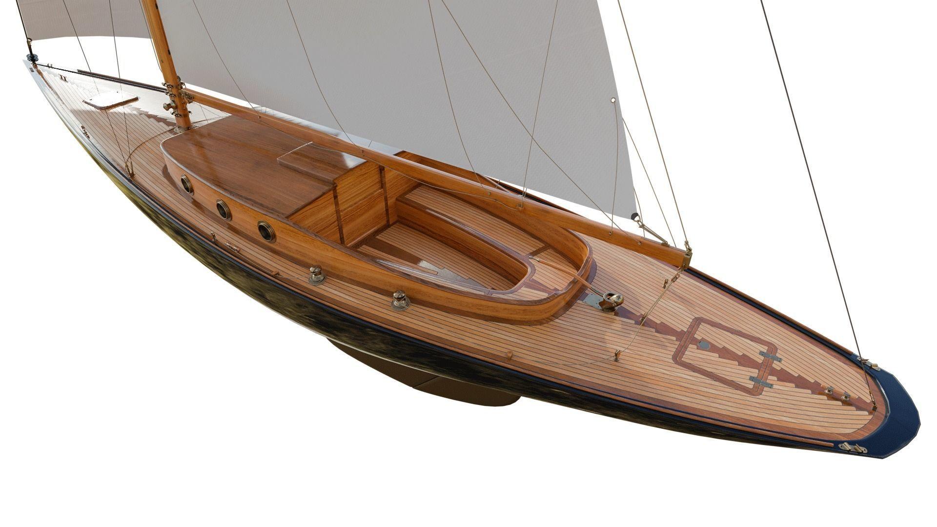 60ft Classical Sailing Yacht Elise