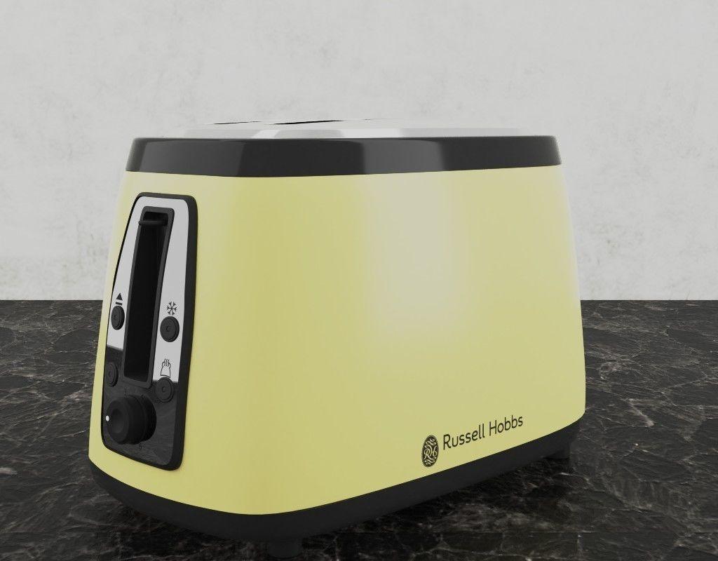 Russell Hobbs heritage toaster