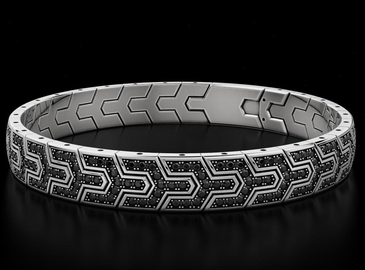 Handsome stylish bracelet for men 569