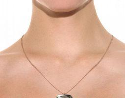 3D printable model Necklace Superman