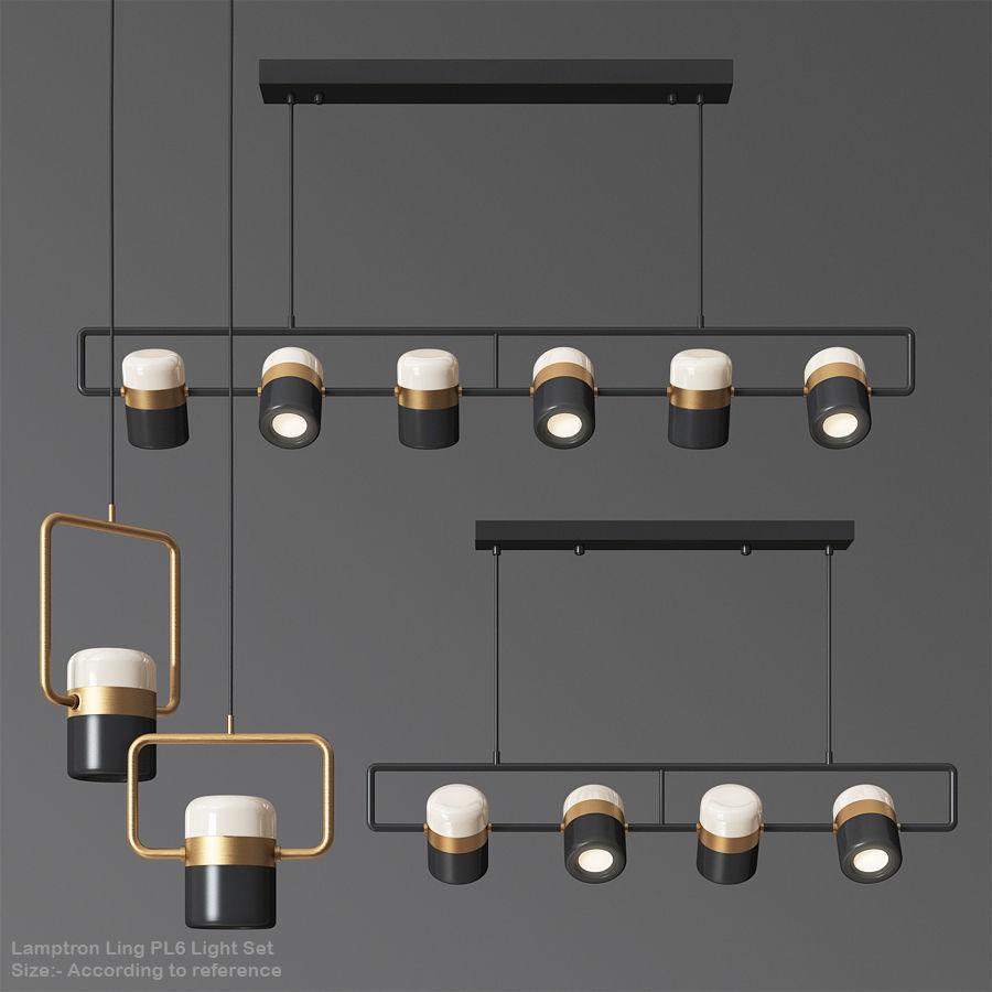 Lamptron Ling PL6 Light Set
