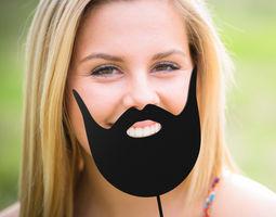 Beard stick 3D print model