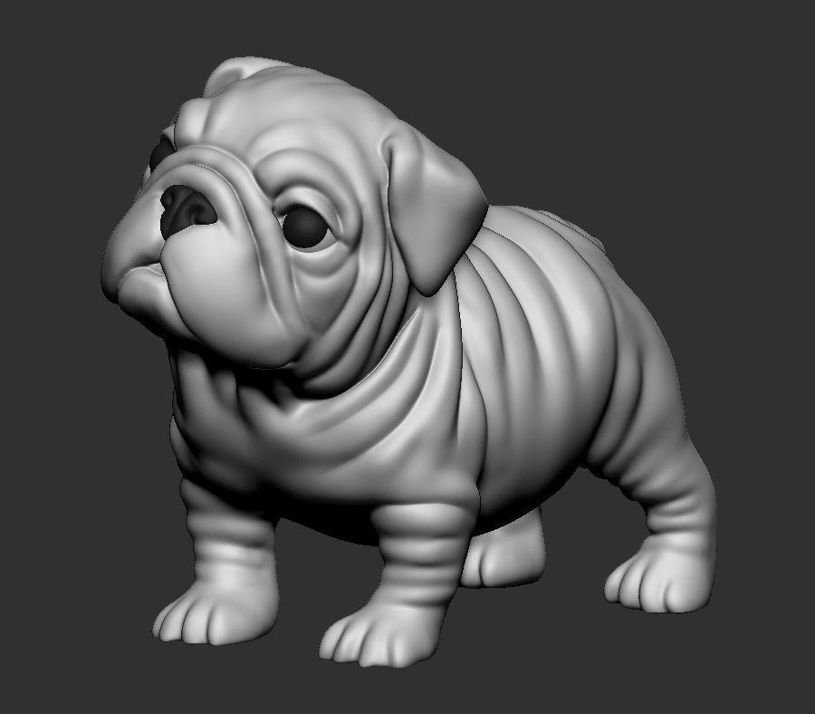 Question Bulldog