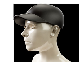 Baseball Cap 3D printable model