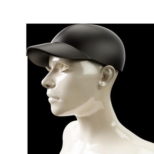 baseball cap 3d model obj mtl 1
