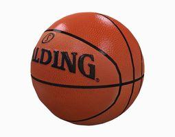 3D model realtime Basketball