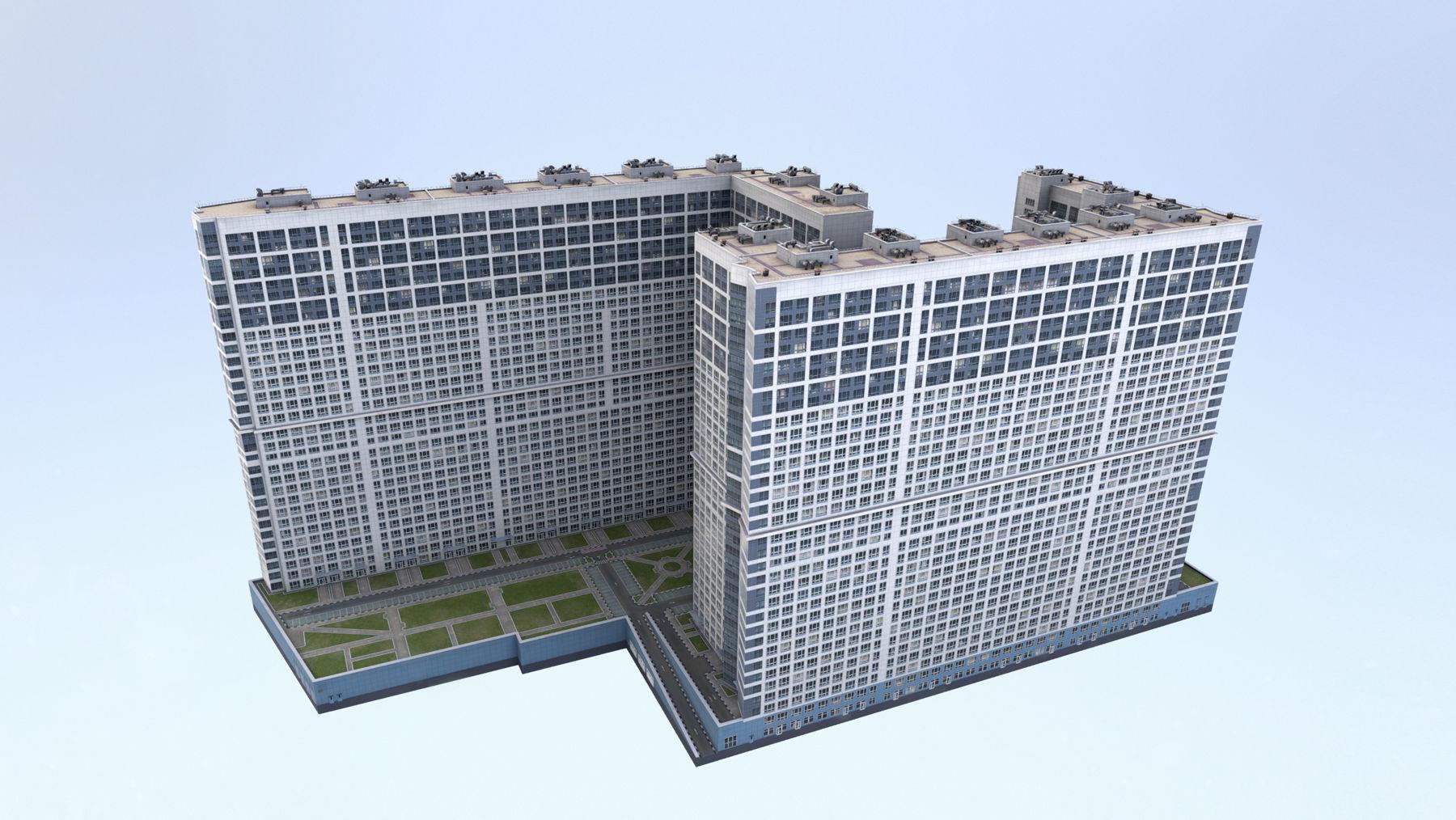 MSK Building 23 airbus