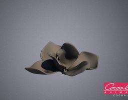 Flower Petals 3D model
