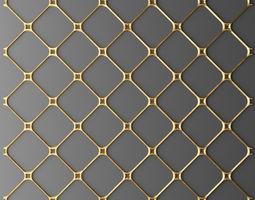 Panel lattice grille 3D 26