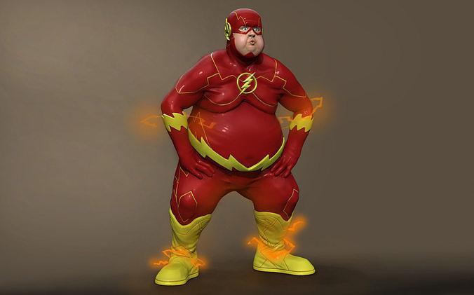 Flash Retired