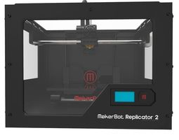 VR / AR ready makerbot 3d printer