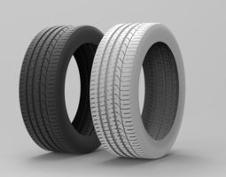 3D model Tire for your car