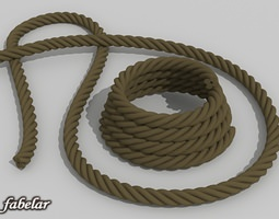 ropes 3d