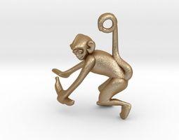 3D-Monkeys 248