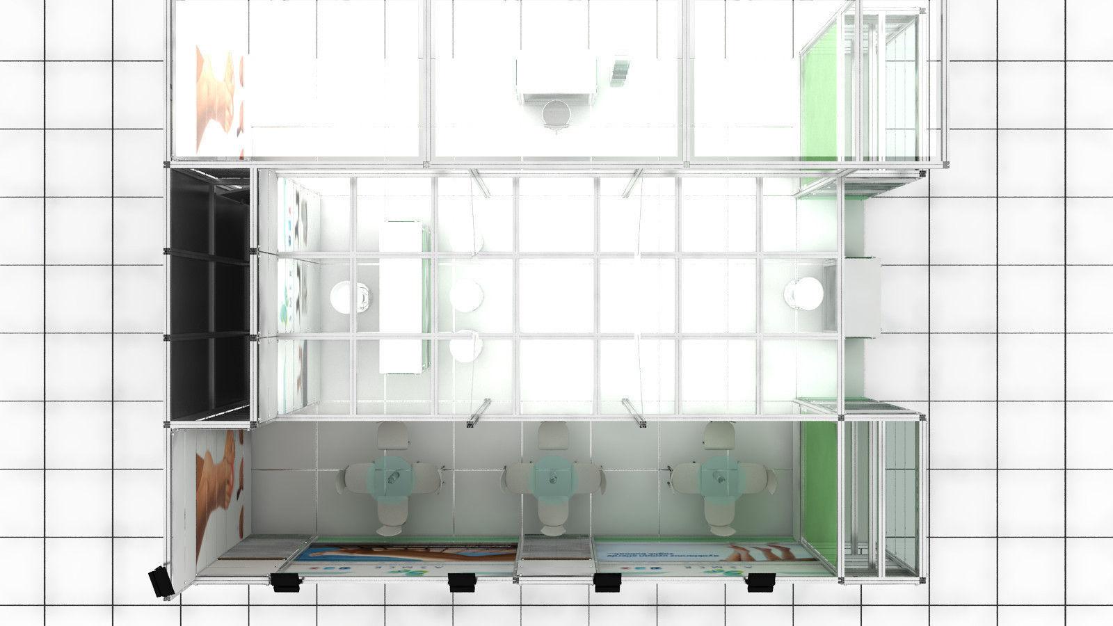 Asmer Exhibition Stand Design