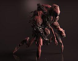 3D Soul Eater Demon