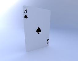 Ace of Spades 3D