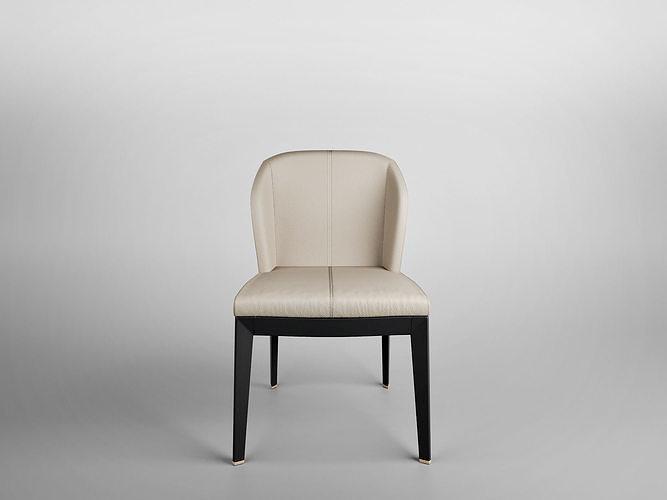 Giorgetti Chair Model - Free Model