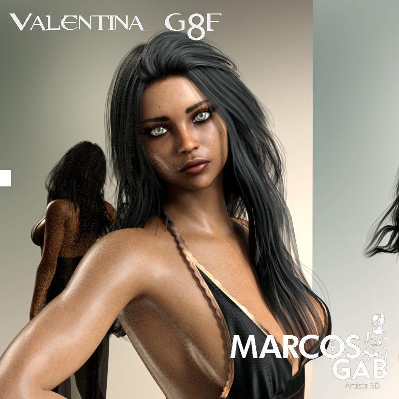 Valentina for G8F