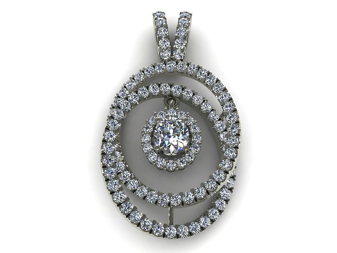 diamond earrings model - photo #16