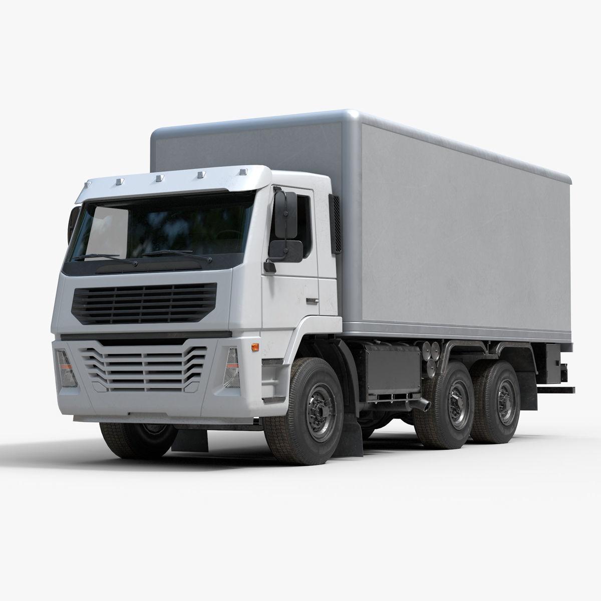 Generic Rigid Truck