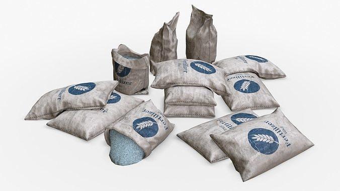 Fertilizer Bag Assets