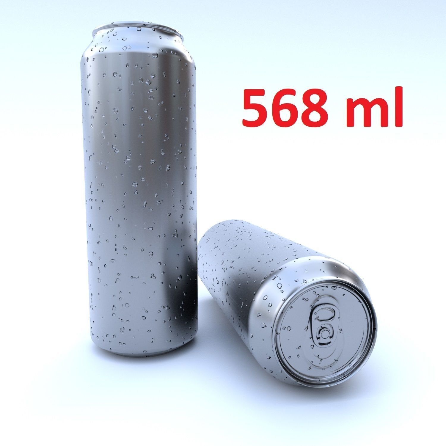 Beverage can 568 ml