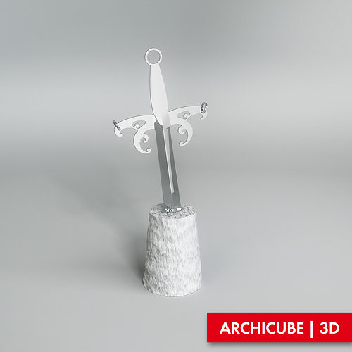 Bathroom accessory 3d model cgtrader for 3d bathroom accessories