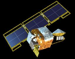3D model Mars Climate Orbiter