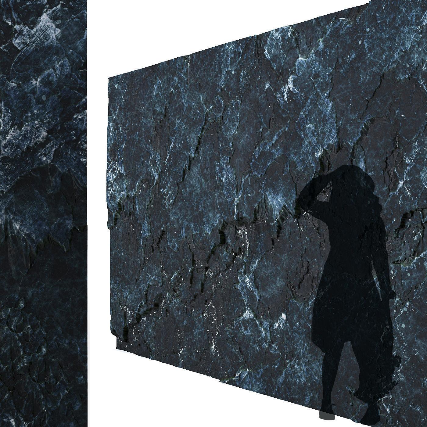 Rock material 01  PBR 4k