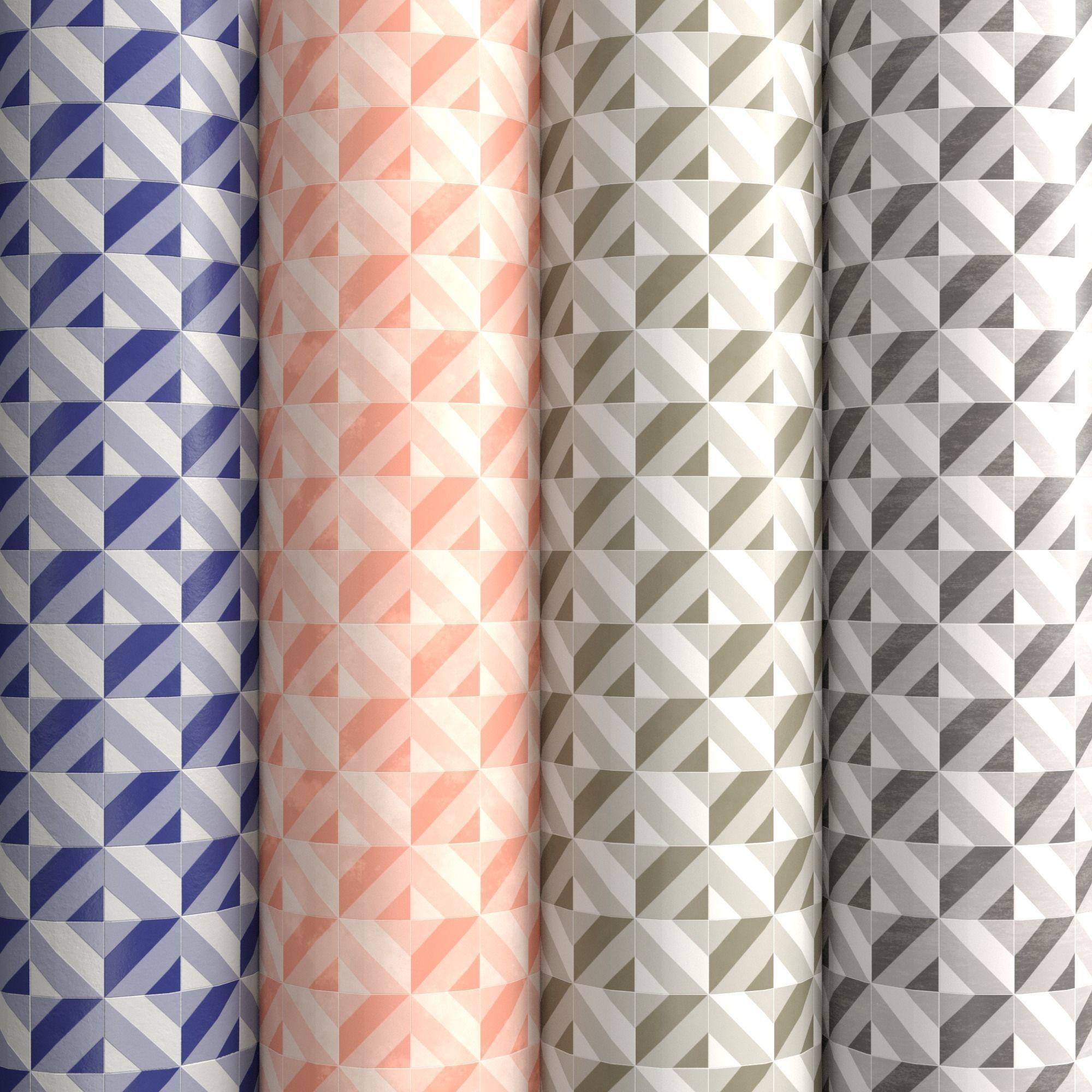 Materials 3- Tiles PBR