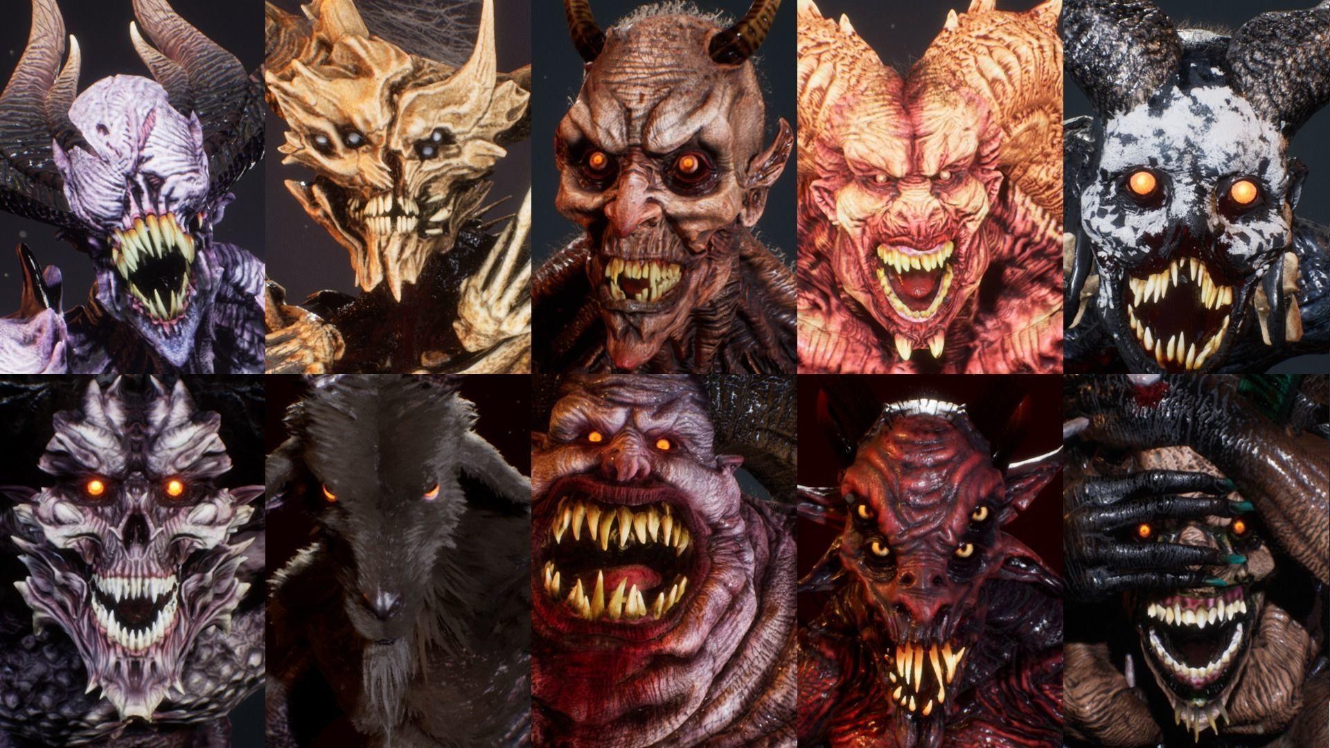 Demons Full Pack