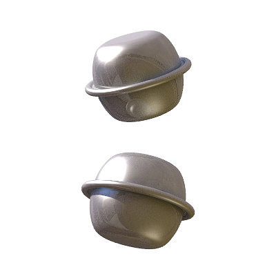 30 realistic flying saucers 3d model 3ds lwo lw lws 13
