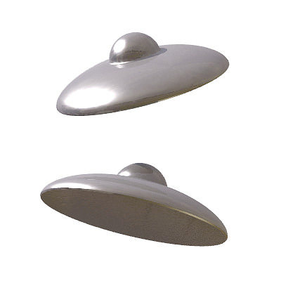 30 realistic flying saucers 3d model 3ds lwo lw lws 27