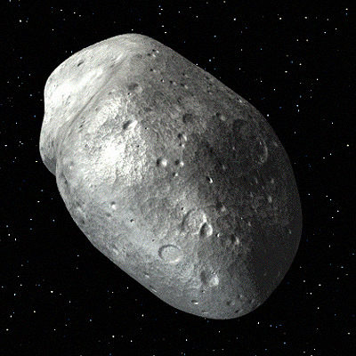 asteroid 3d model 3ds lwo lw lws 1