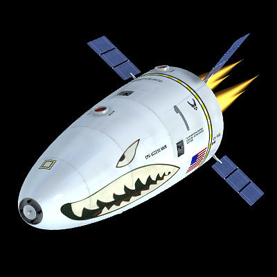 Scifi Drone Kill Spacecraft Vehicles 3d Model 3ds Lwo Lw Lws 1
