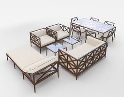 3D AZIMUTH furniture collection