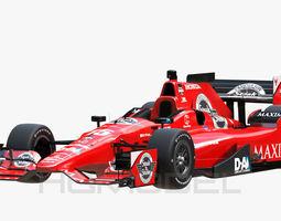 indy car honda 2015 pbr realtime 3d asset