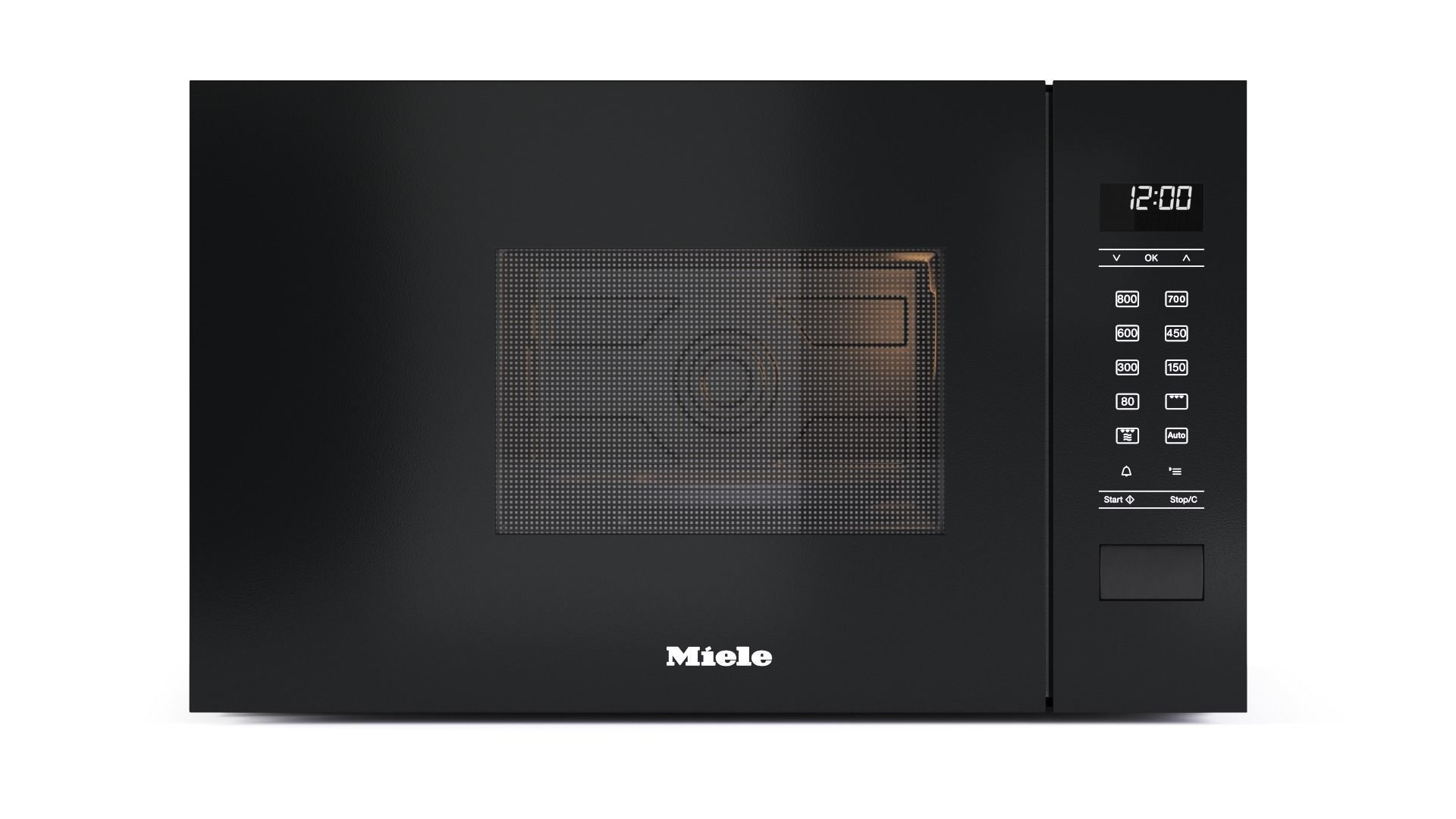 Built-in microwave oven - M 2234 SC - by Miele