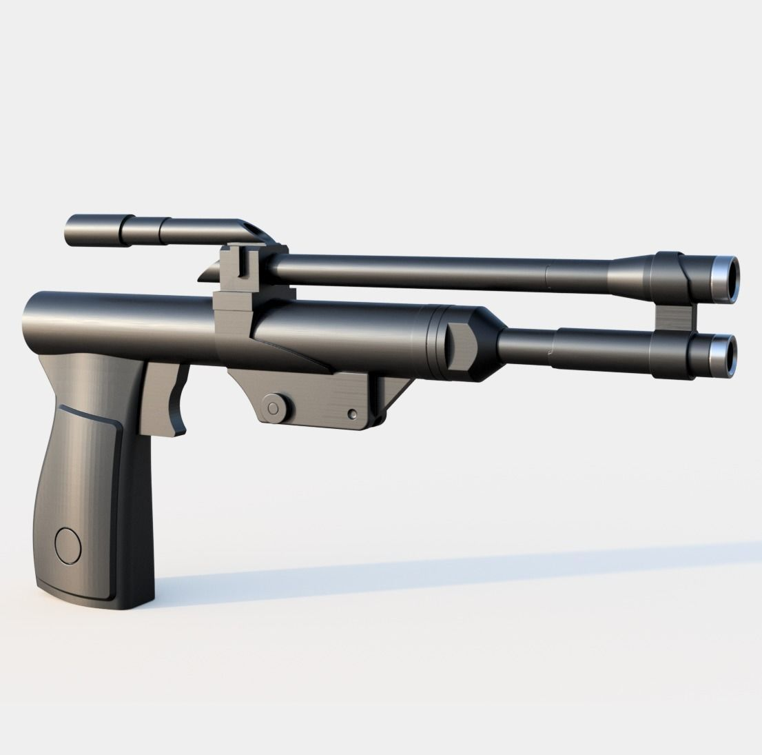 New Boba Fett Blaster