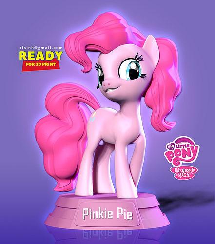 Pinkie Pie - Little Pony