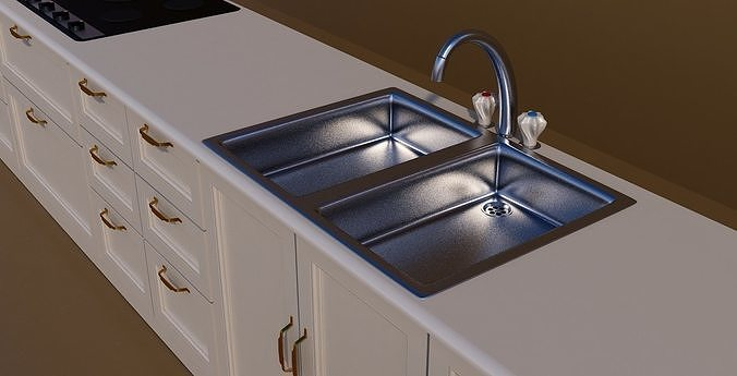 Sink for washing