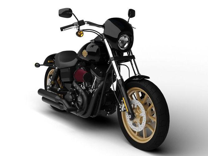 D Printing Harley Davidson Parts