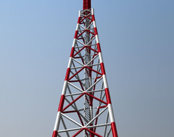 Radio Tower 3D