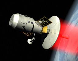 Space Based Laser 3D