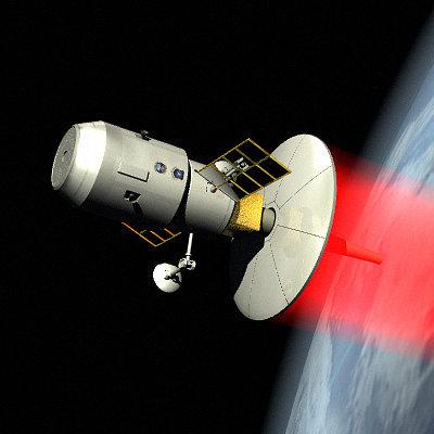 space based laser 3d model lwo lw lws 1