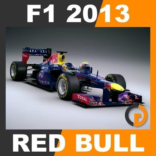F1 2013 Infiniti Red Bull Racing RB9