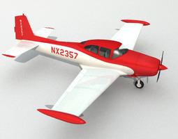 3D model Navion 260